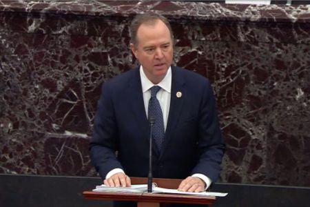 Adam Schiff Opens Impeachment Trial Quoting Alexander Hamilton