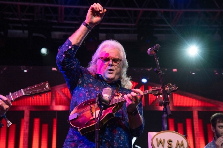 Ricky Skaggs, Vince Gill Set for 2020 Bluegrass Nights at the Ryman