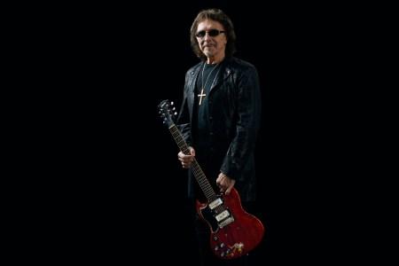 Black Sabbath's Tony Iommi Talks New Signature Replica Guitar