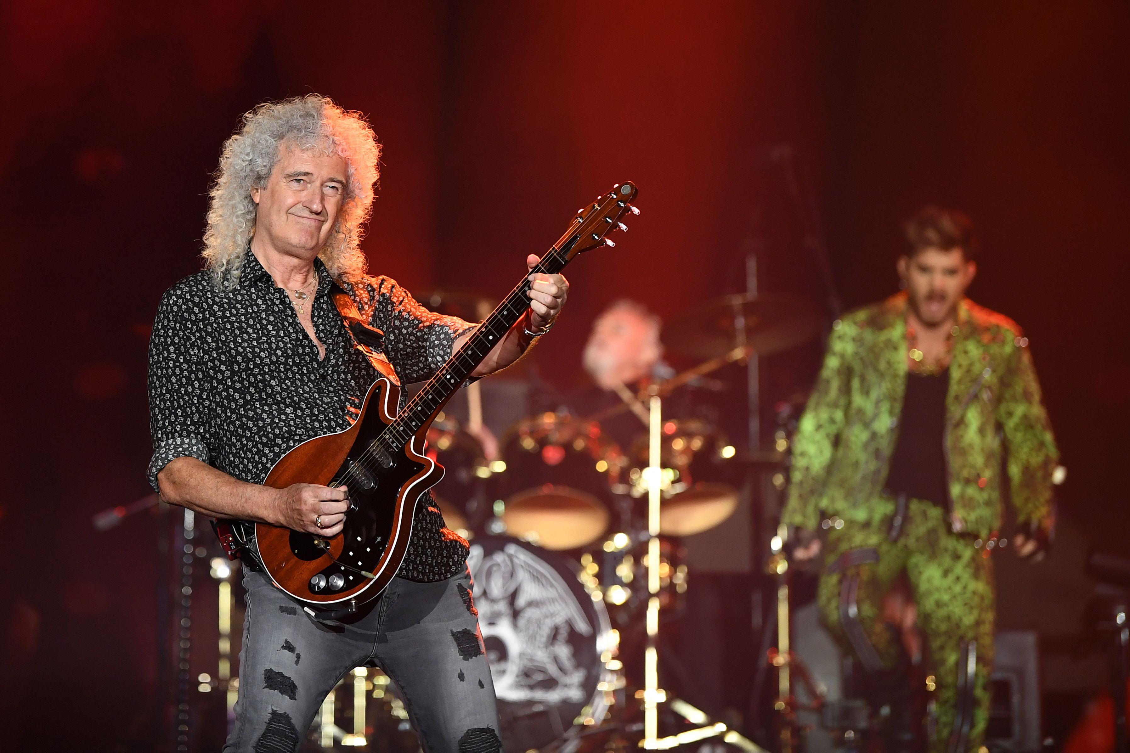 Watch Queen With Adam Lambert Replicate 1985 Live Aid Set at Australia Fire Fight Benefit Gig