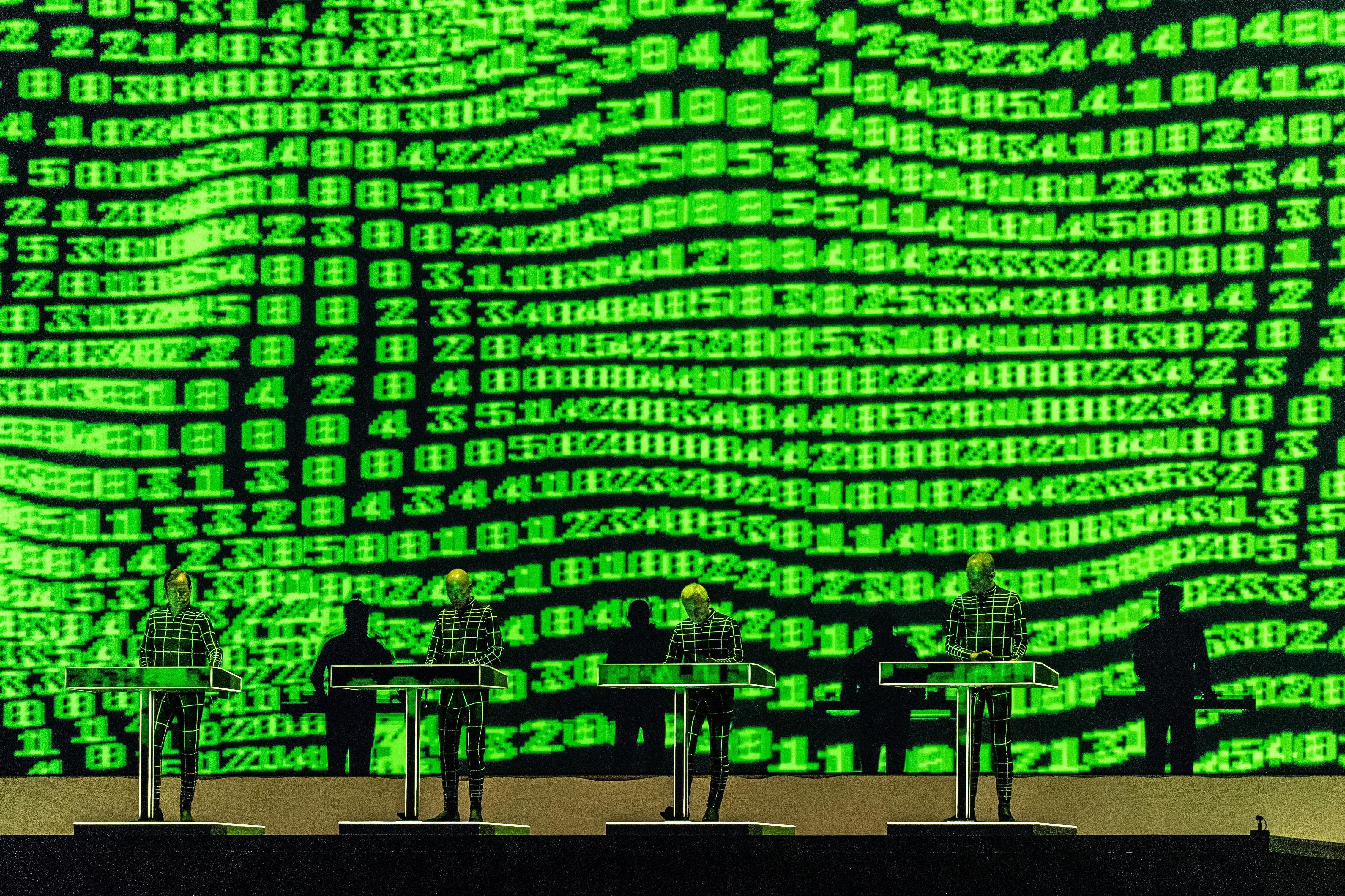 Kraftwerk Bring 3 D Concerts Back To North America On 2020
