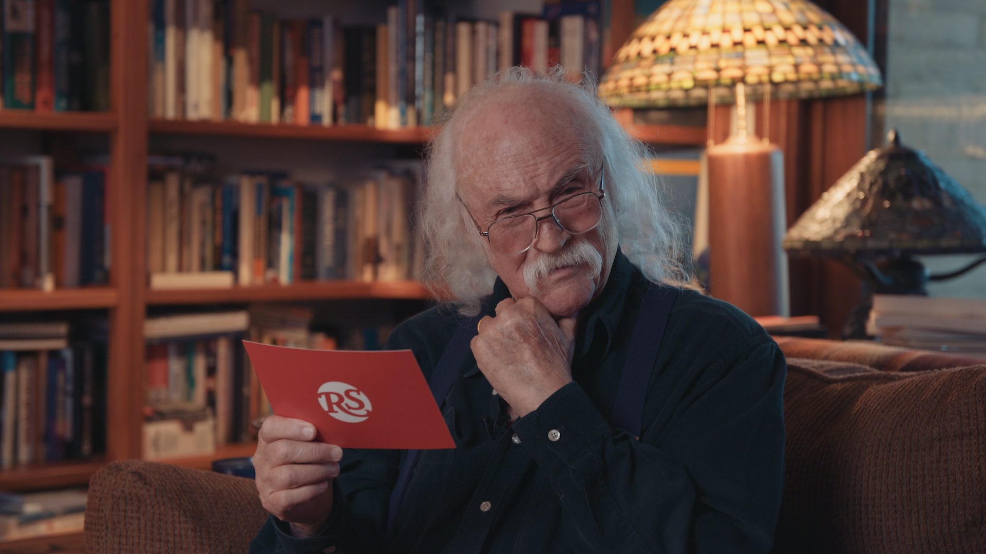 David Crosby Answers Your Questions About Divorce and Internet Addiction