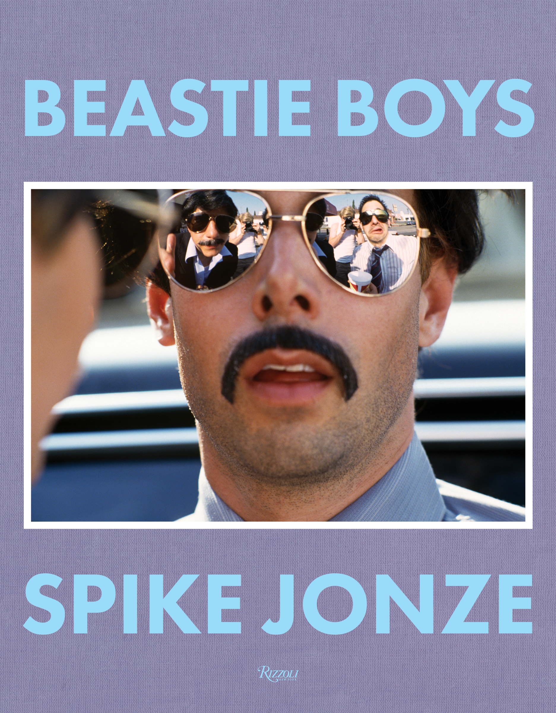Inside Spike Jonze's 'Beastie Boys' Book