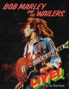 Bob Marley Live dvd