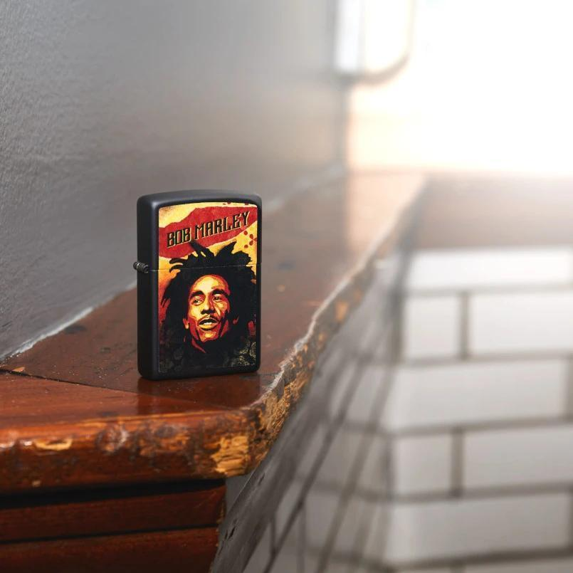 Bob Marley Zippo