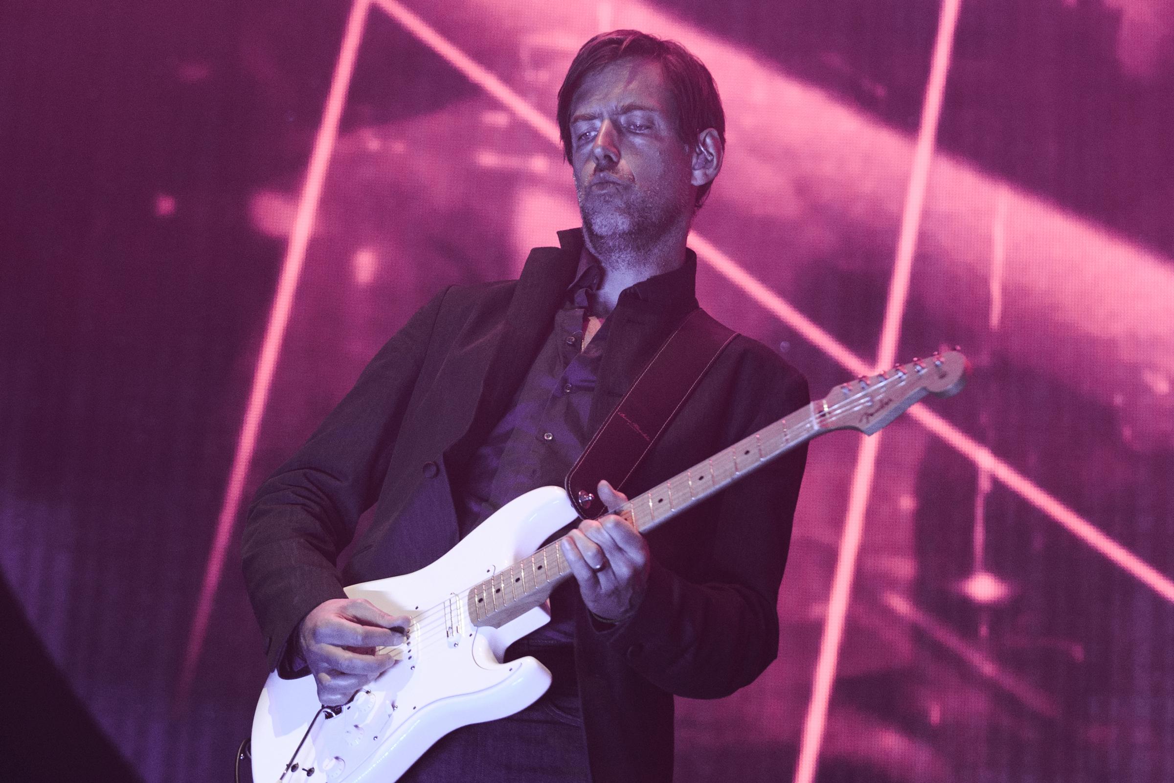 Radiohead's Ed O'Brien Announces First North American Tour