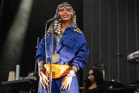 Erykah Badu's New Incense Will Smell Like Her Vagina