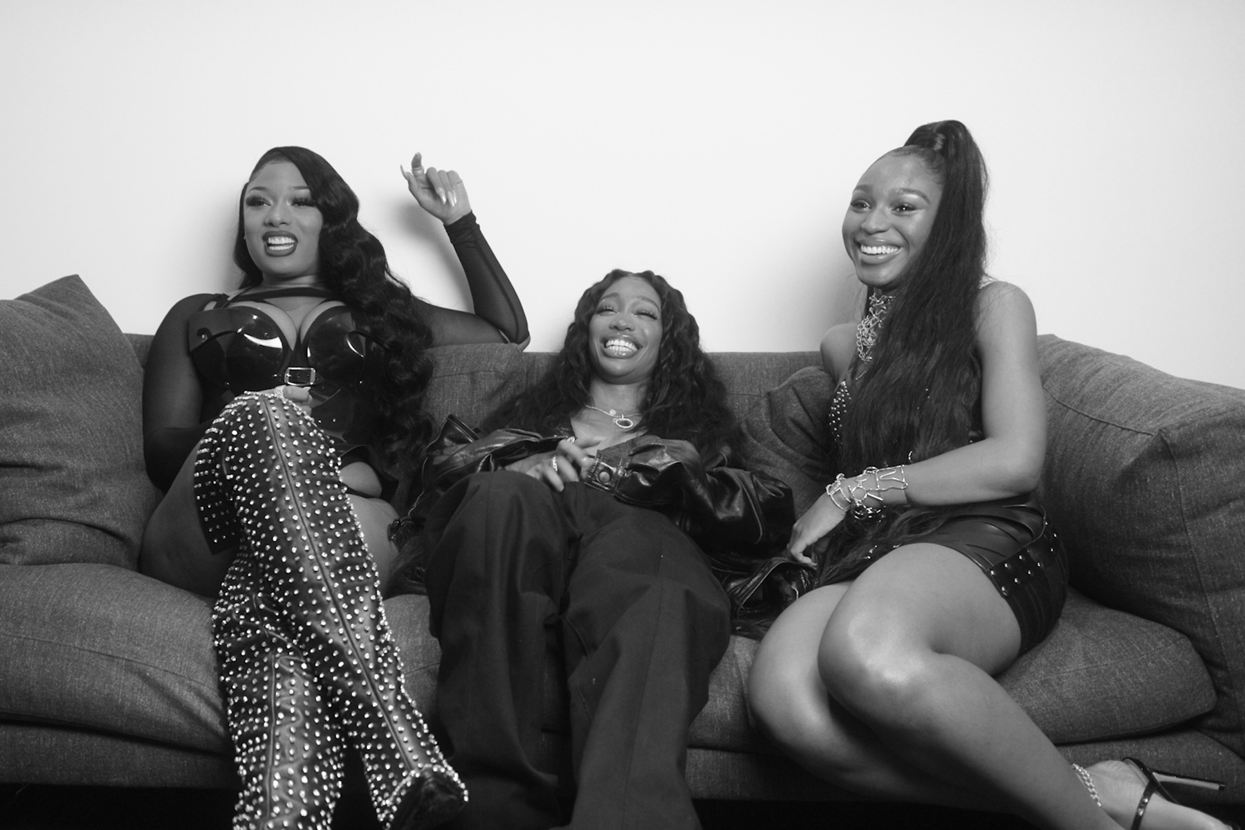 'The First Time': SZA, Megan Thee Stallion, and Normani