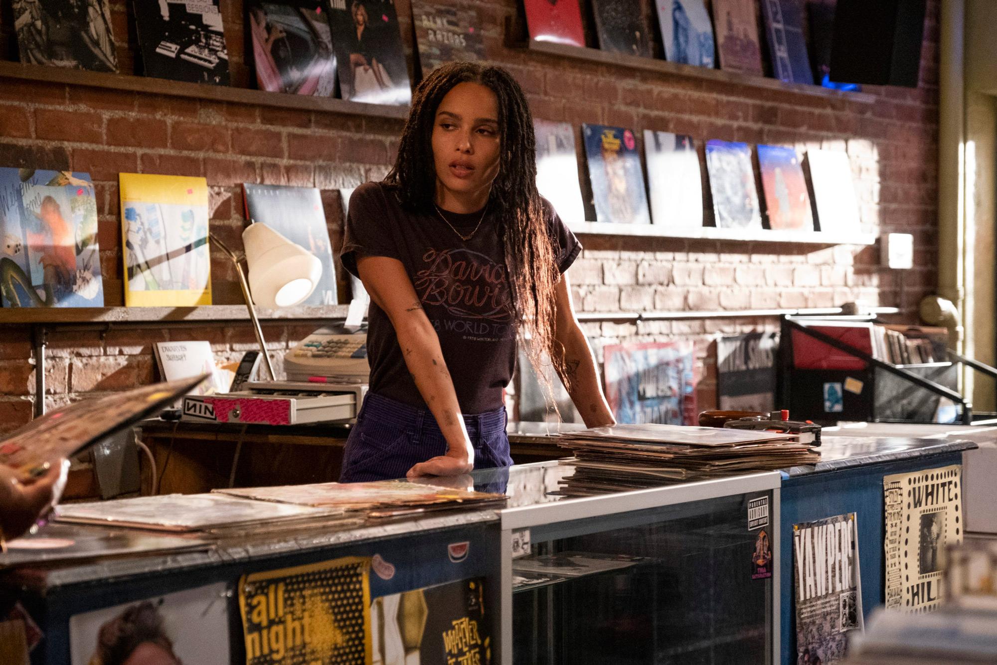 Hulu's 'High Fidelity,' Starring Zoë Kravitz, Neatly Updates the ...