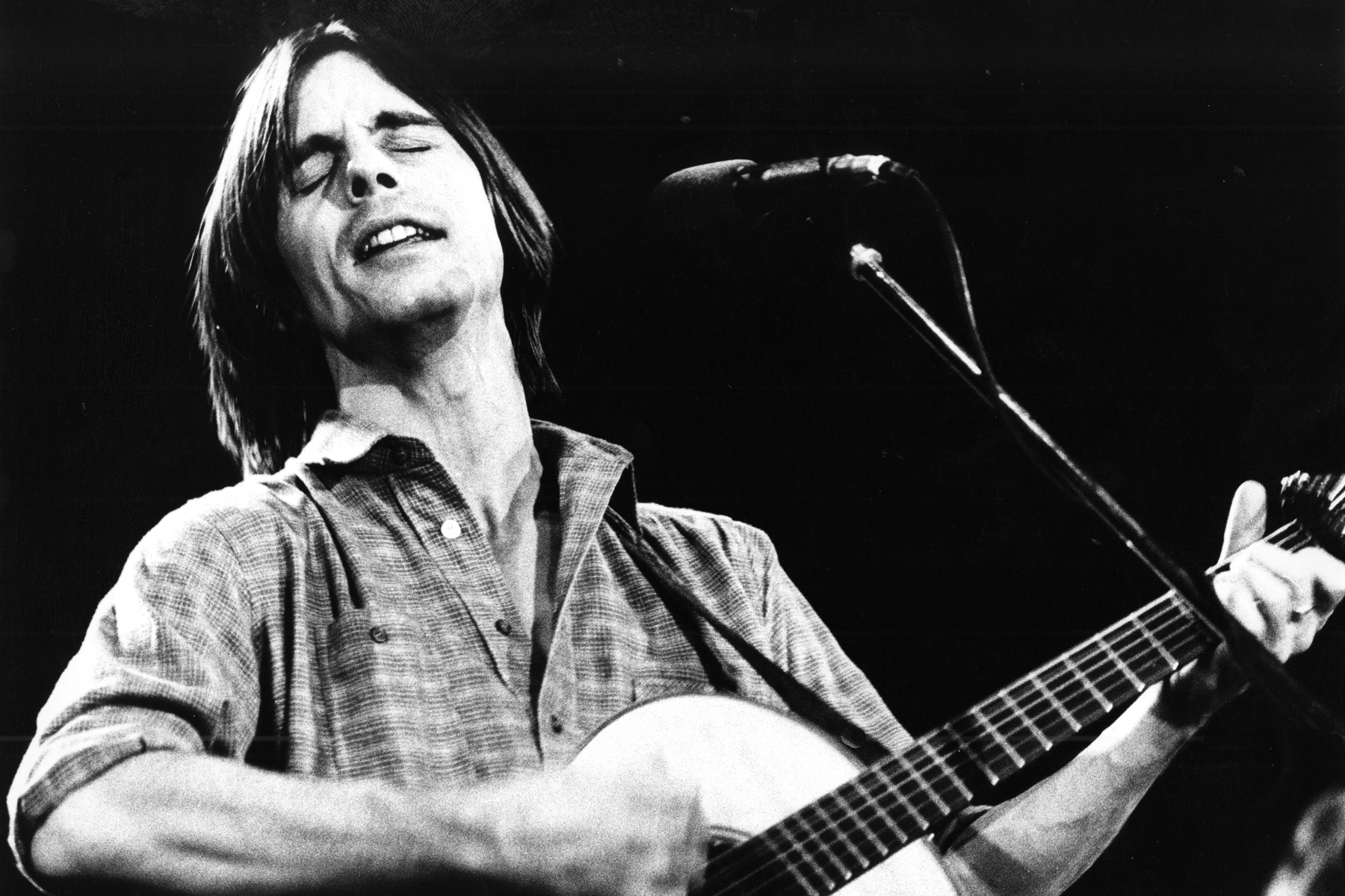 Jackson Browne Finally Comes Clean About Those Missing 'Late for the Sky' Lyric Sheets