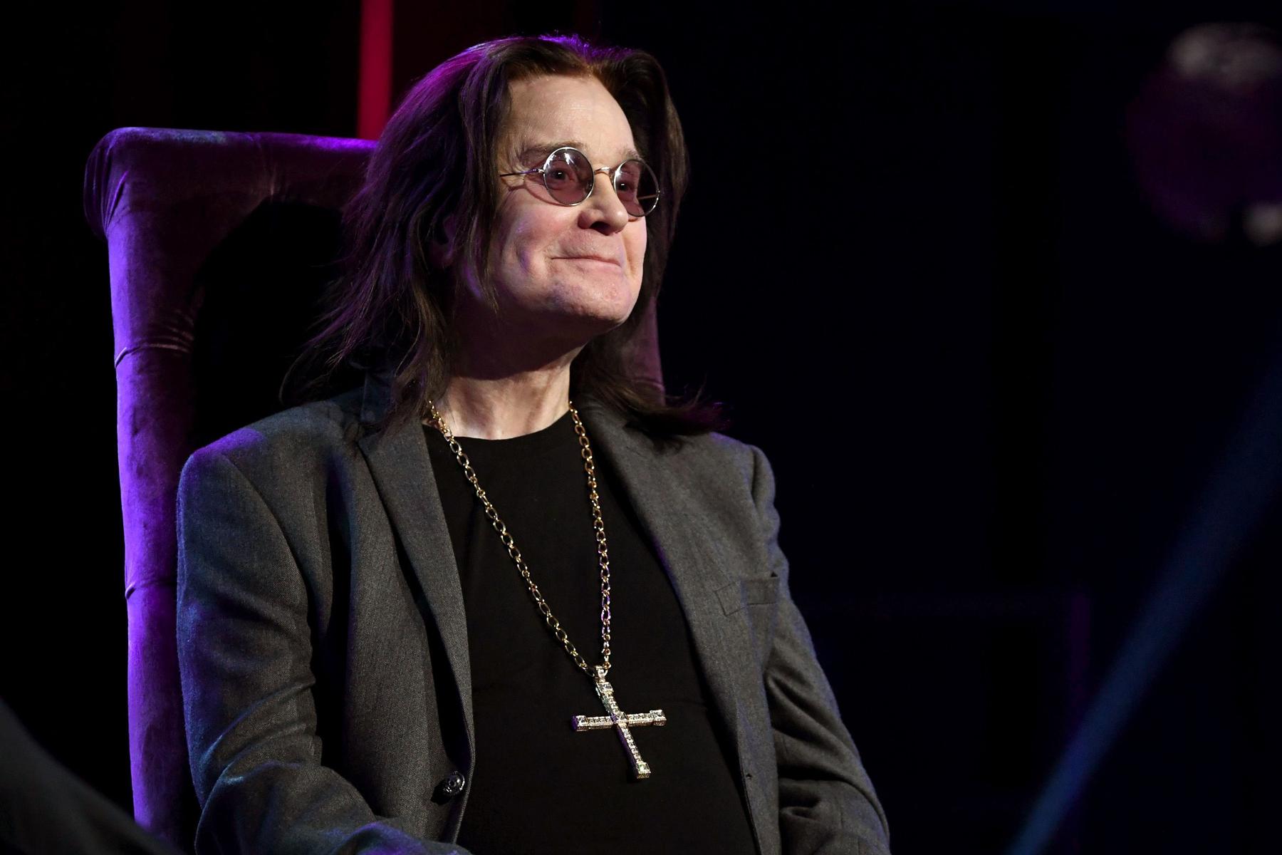 Ozzy Osbourne Already Working on 'Ordinary Man' Follow-Up