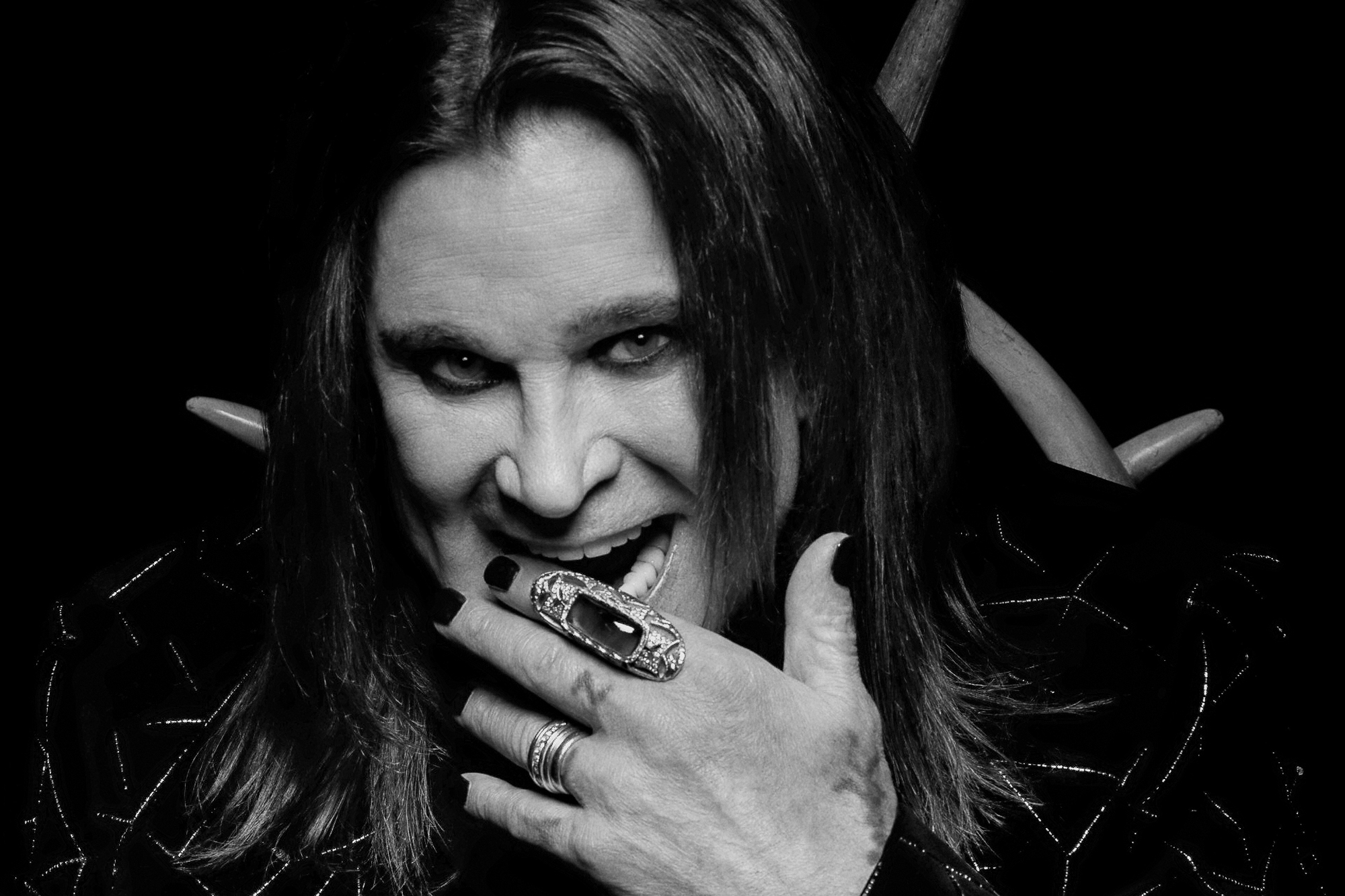 Ozzy Osbourne Stares Down His Demons With a Smile on 'Ordinary Man'
