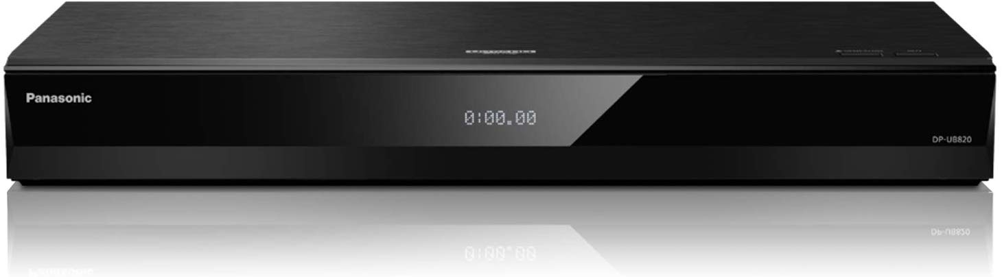 Panasonic 4K Ultra HD Blu-ray