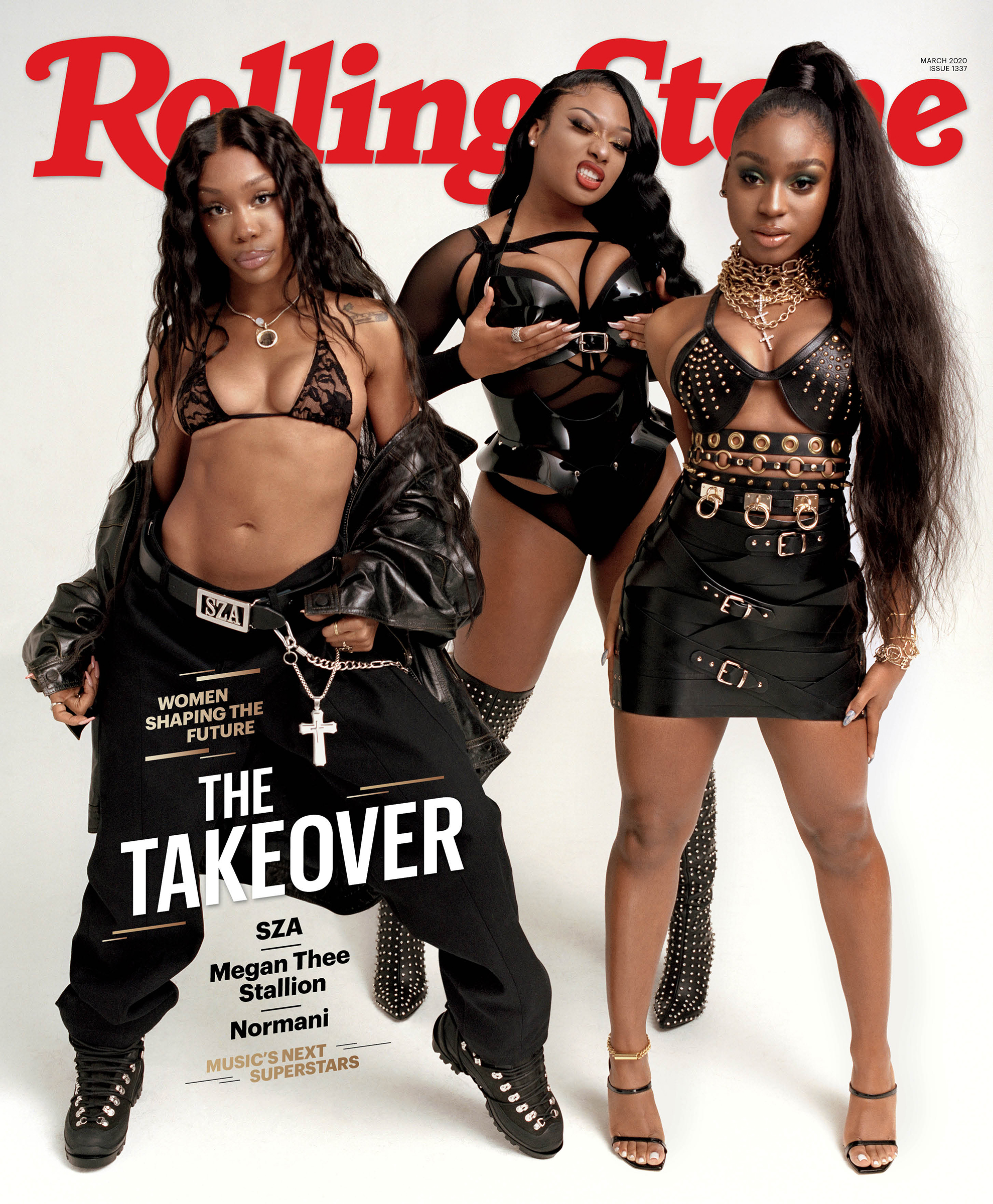 rs1337 cover rolling stone megan thee stallion sza normani