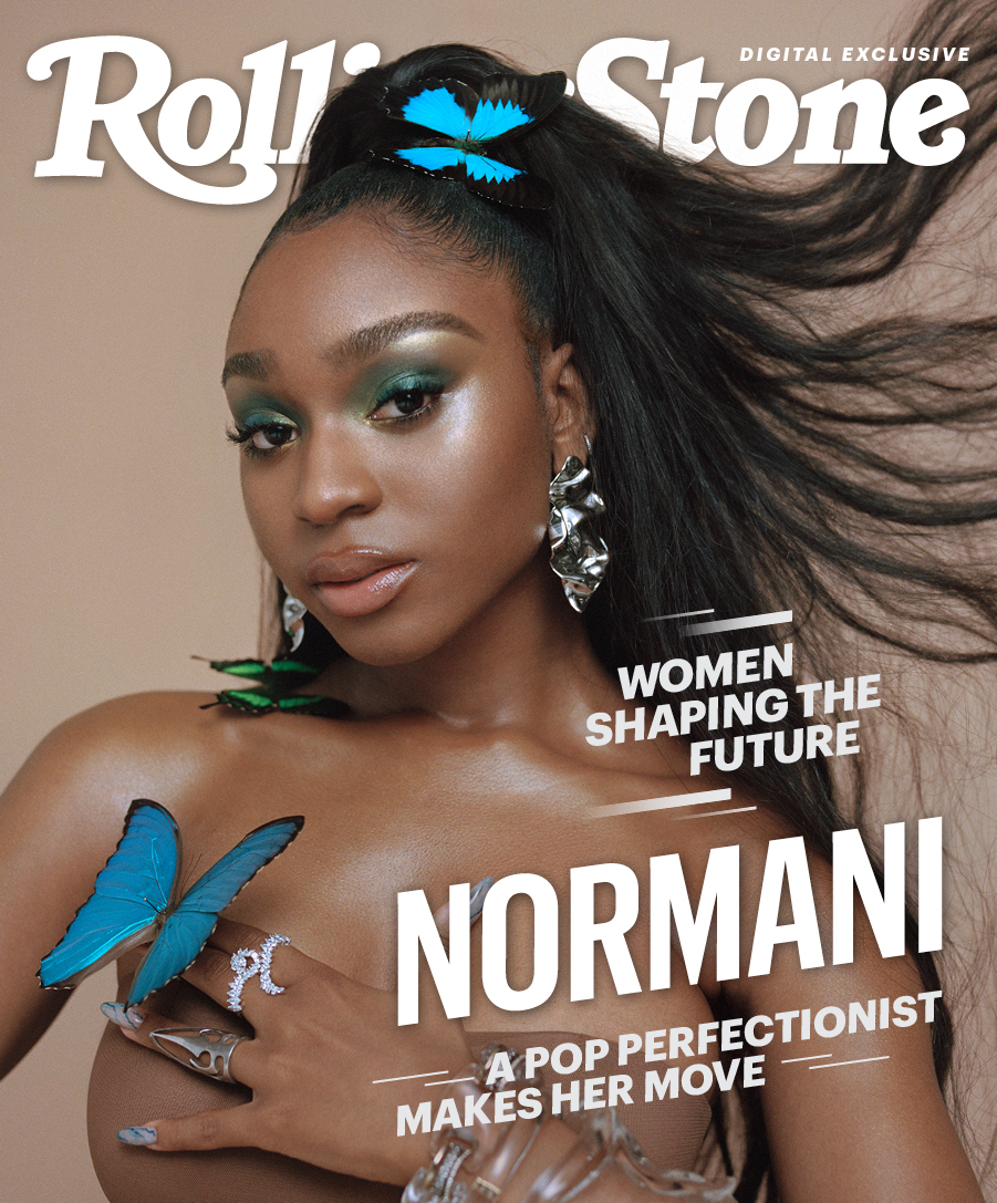 Normani: A Pop Perfectionist Makes Her Move