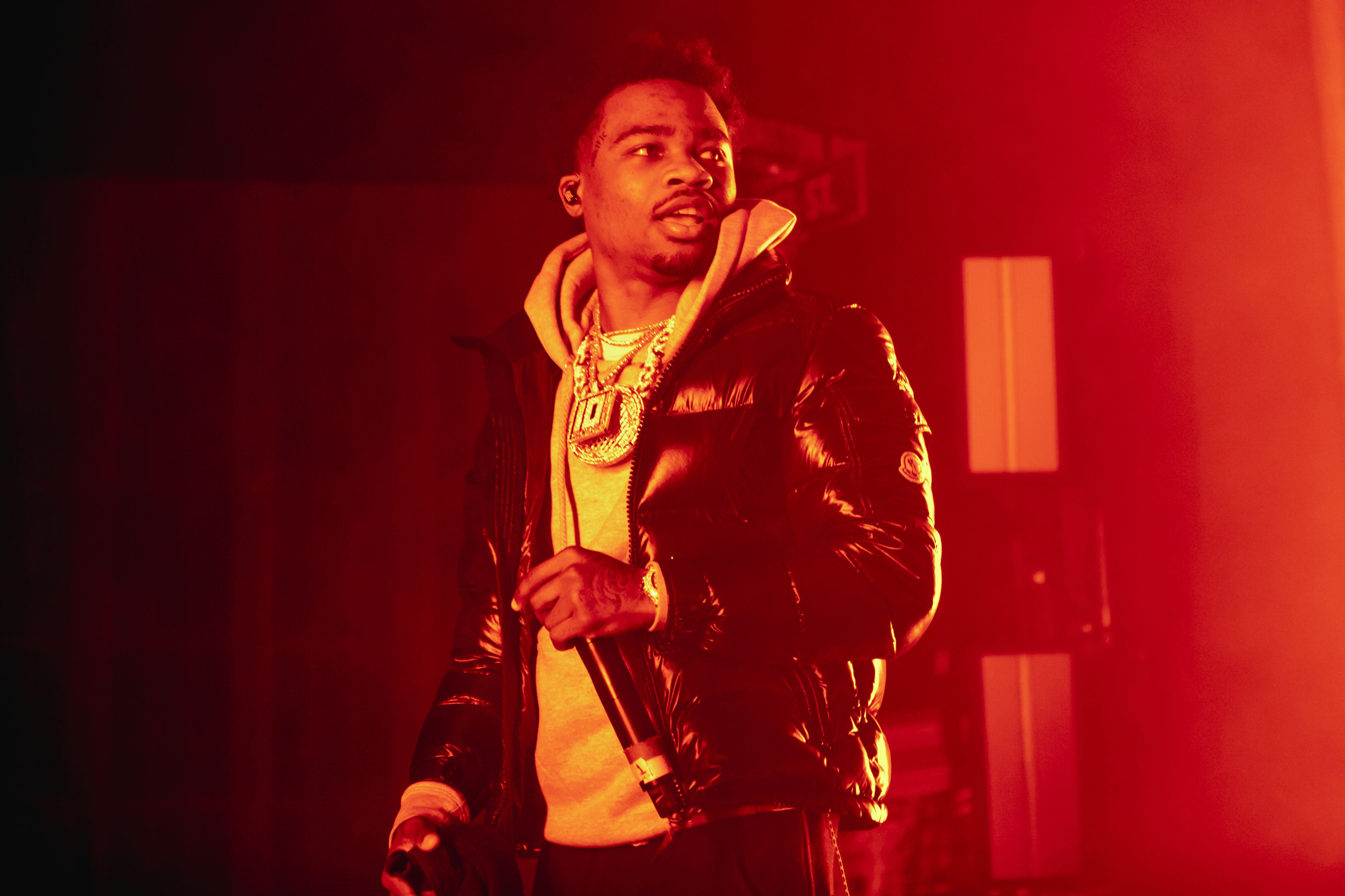 Roddy Ricch Returns to Number One on...