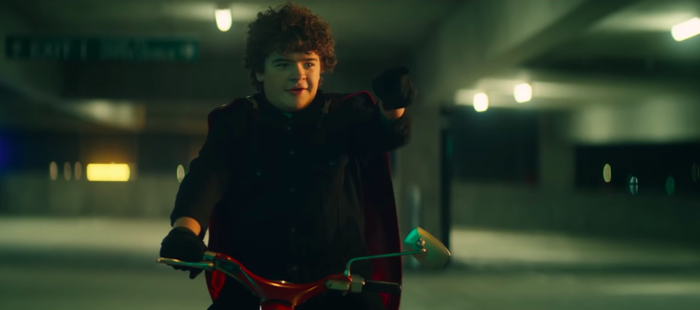 Green Day Tap 'Stranger Things' Star for Death-Defying 'Meet Me on the Roof' Video