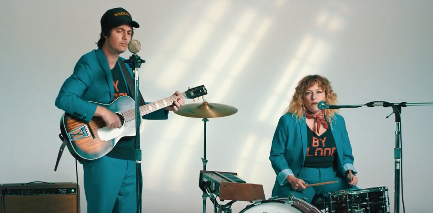 """Shovels & Rope Suffer Through a Hijacked Video Shoot in 'Mississippi Nothin"""""""