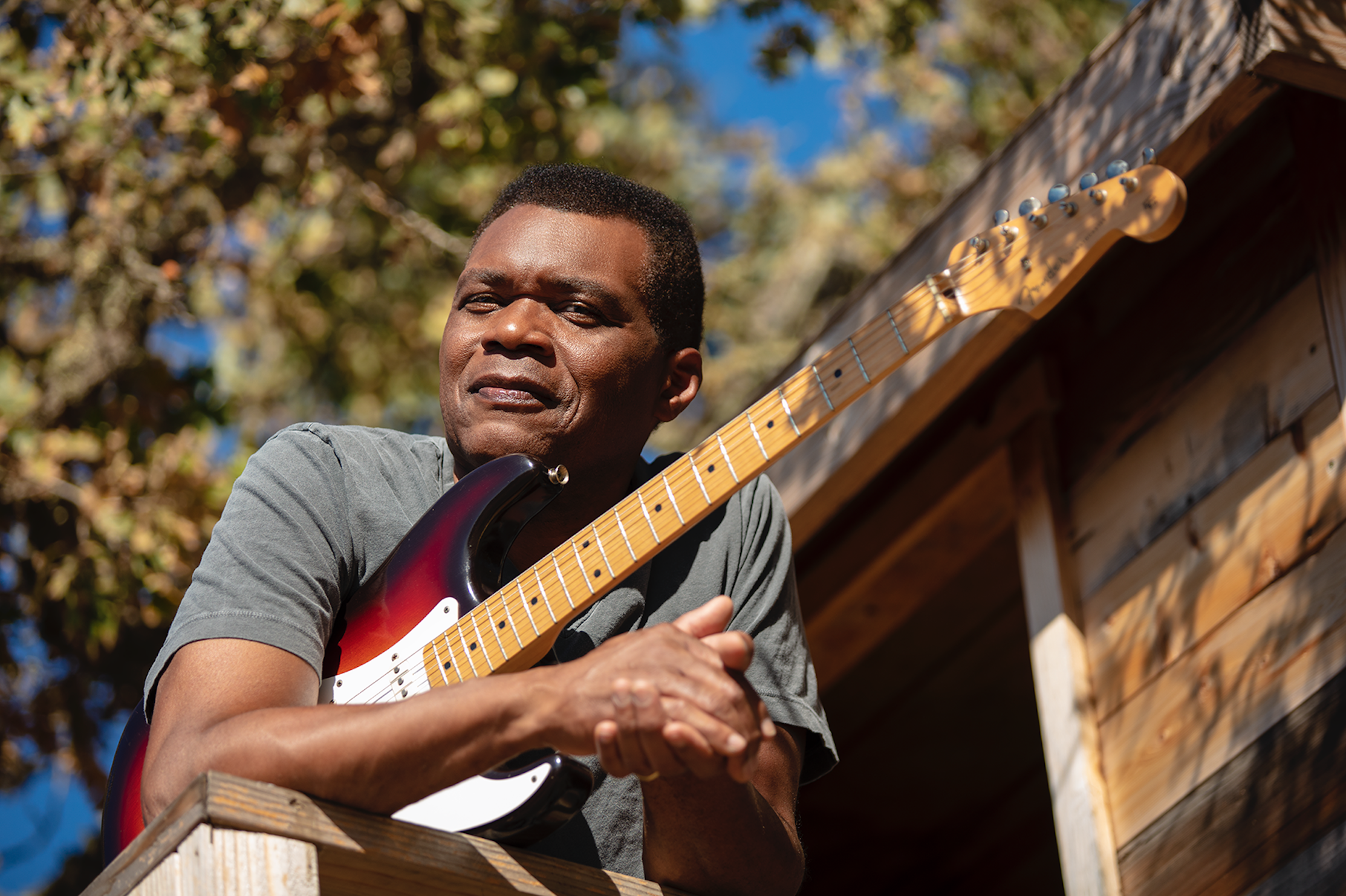 Robert Cray Remembers Tony Joe White in New Song 'To Be With You'