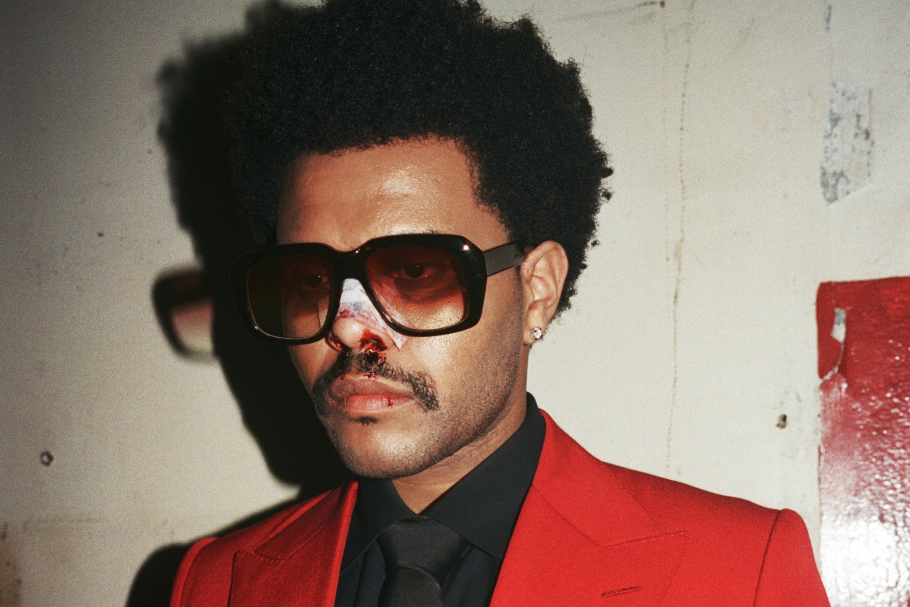 The Weeknd and His Mustache Announce New Album - Rolling Stone