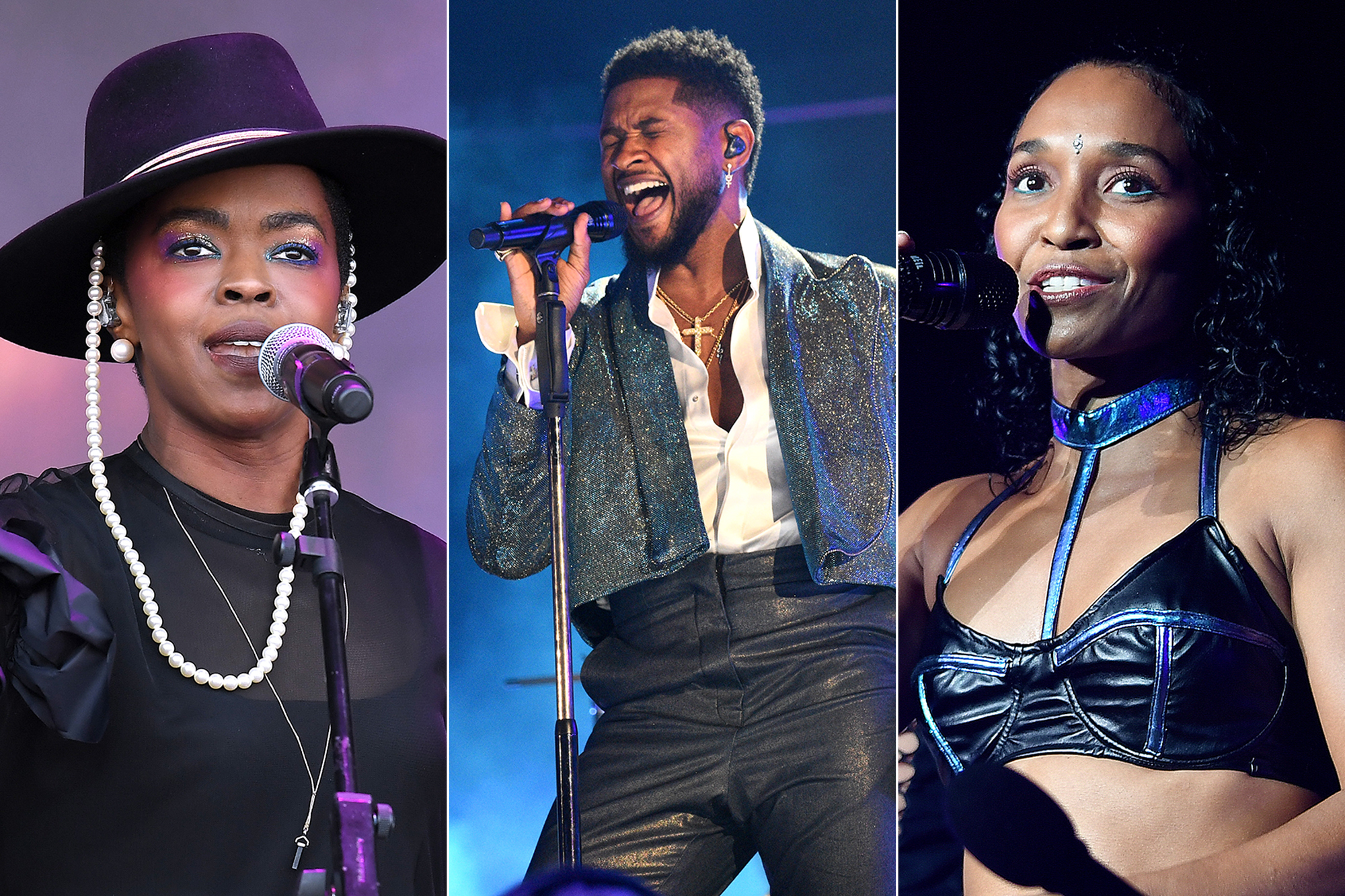 Lovers and Friends Plots Second Day With Usher, Lauryn Hill, TLC