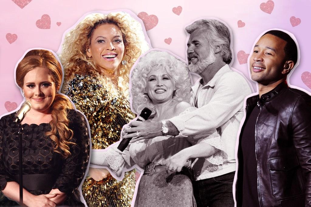 Valentine S Day Playlist Music To Listen For Love Heartbreak Rolling Stone