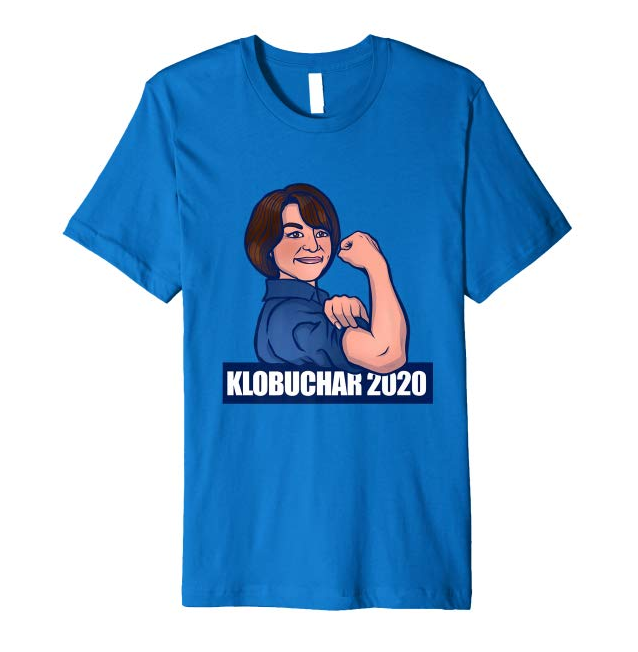 amy klobuchar shirt