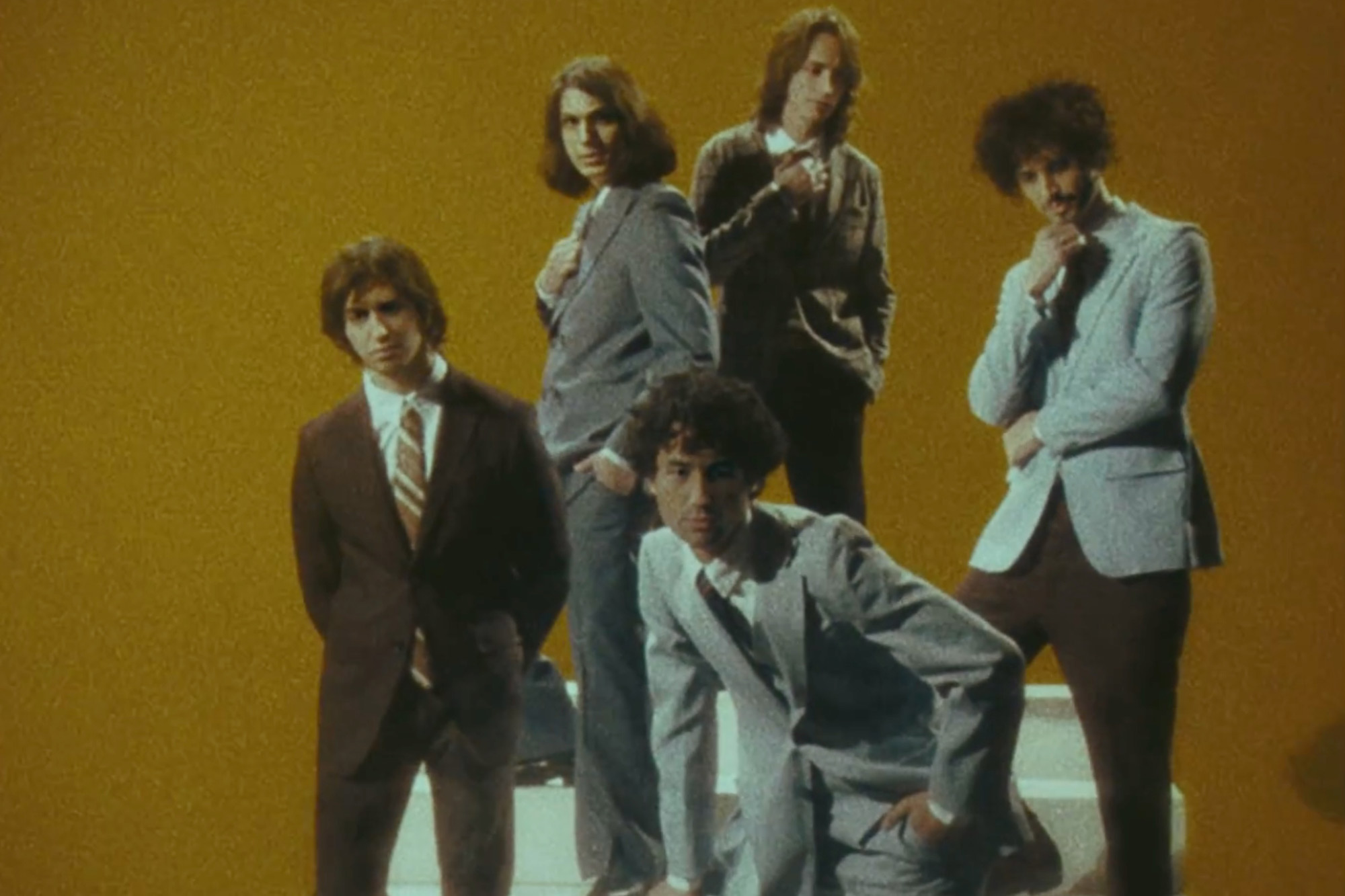 The Strokes' 'Bad Decisions' Video Takes Us Back to a Very Surreal Seventies