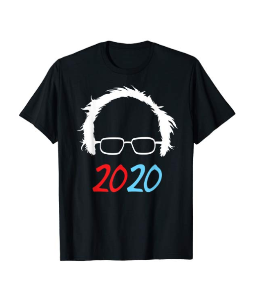 bernie sanders merch 2020 t-shirt