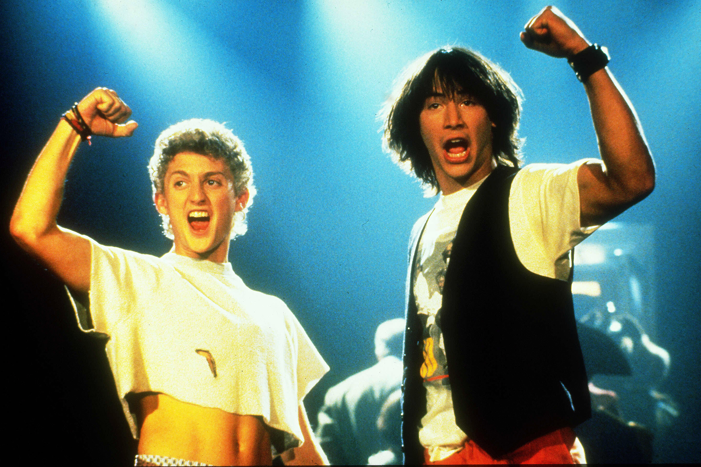 Alex Winter Breaks Down Lost 'Bill and Ted' Dance Sequence, 30 Years Later