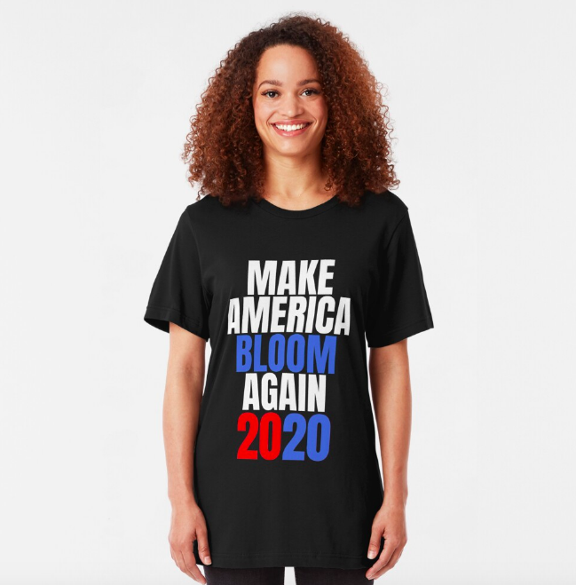 bloomberg 2020 shirt