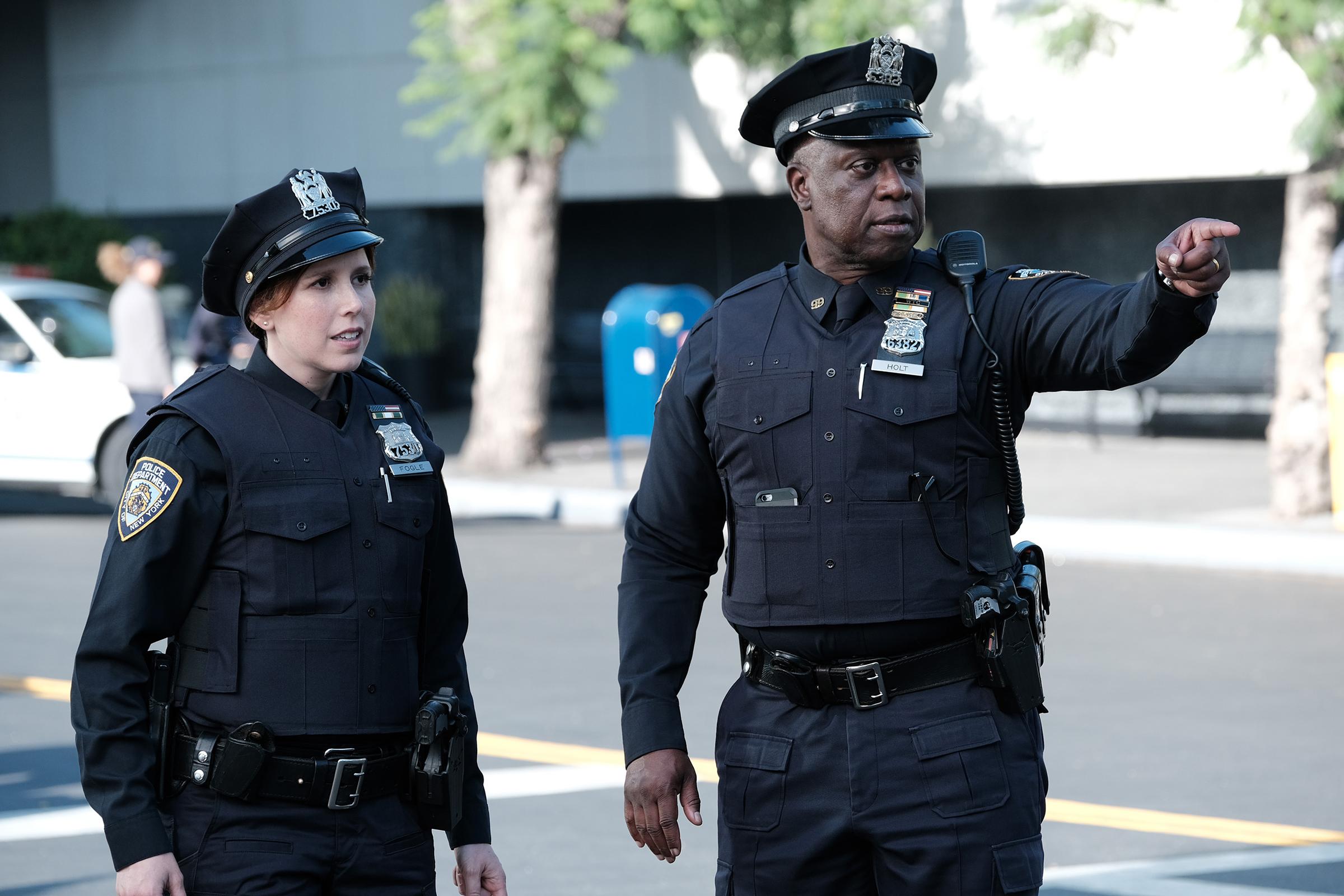 'Brooklyn Nine-Nine' Recap: Role Reversal