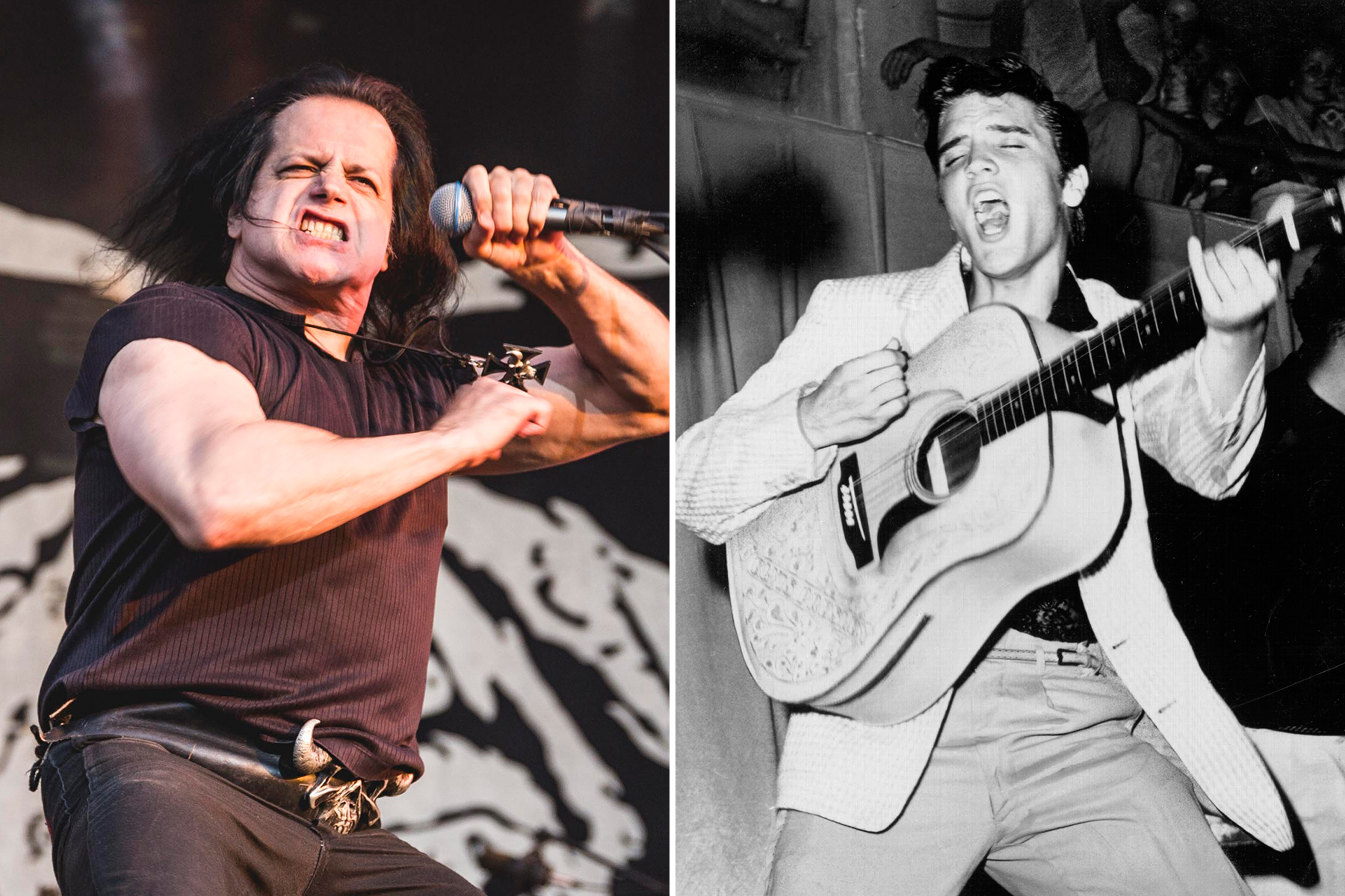 Danzig Finally Sets Release Date for Elvis Presley Covers Album