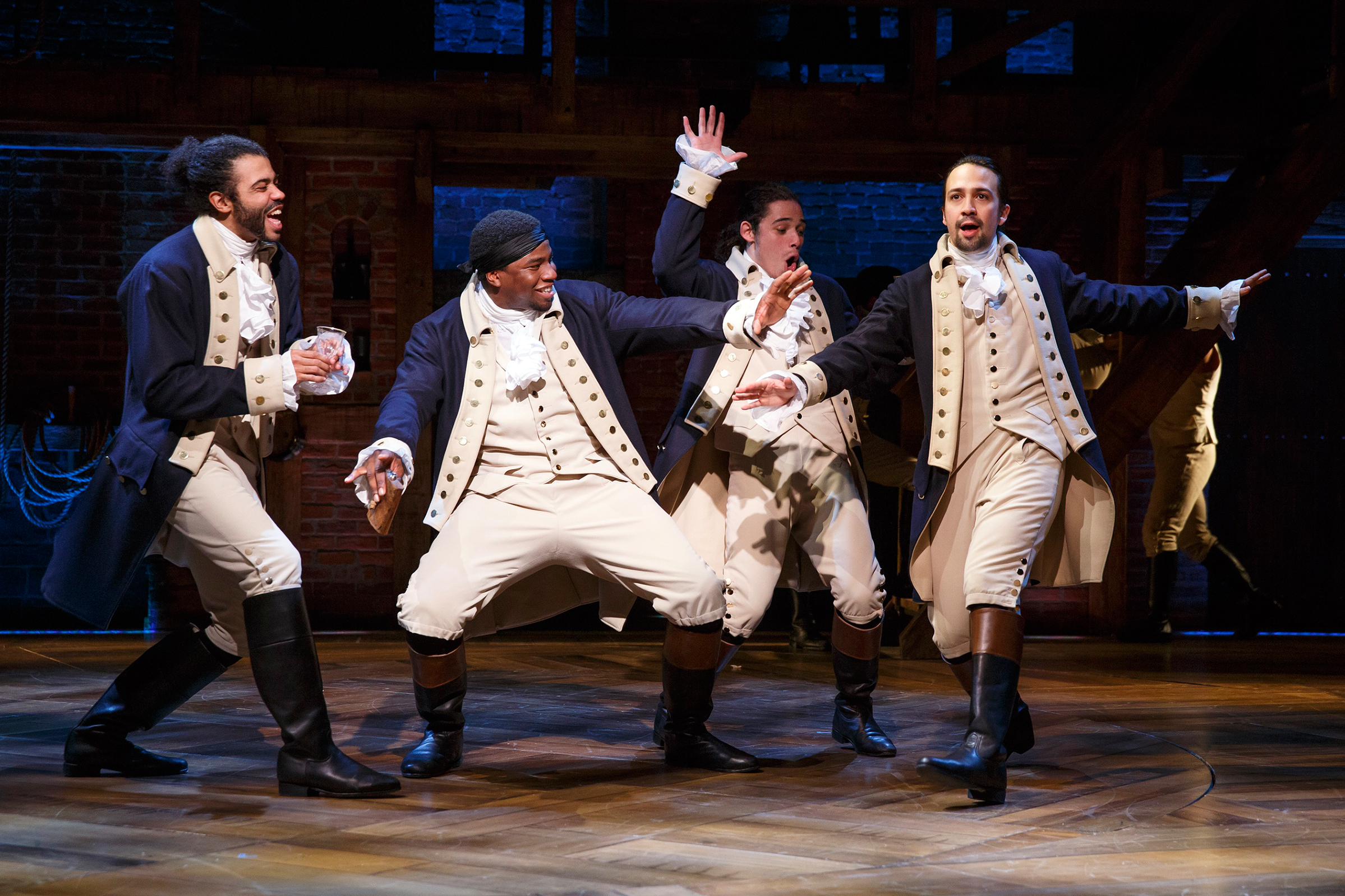 Filmed 'Hamilton' Musical Is Set for Theatrical Release in 2021