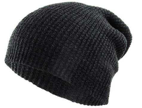 slouchy knit cap beanie