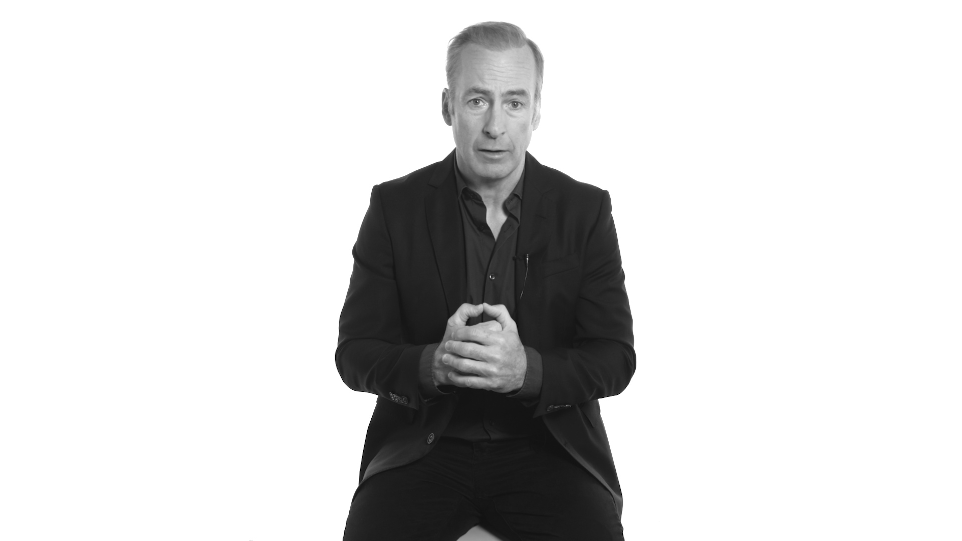 The First Time: Bob Odenkirk