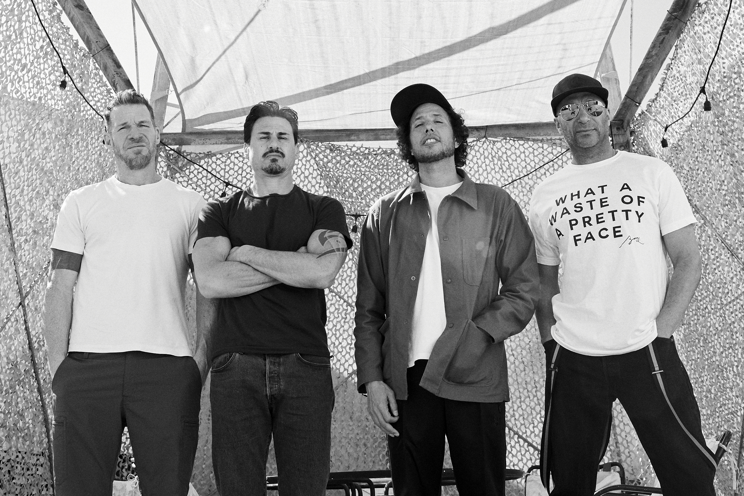 Rage Against the Machine Announce 2020 Tour