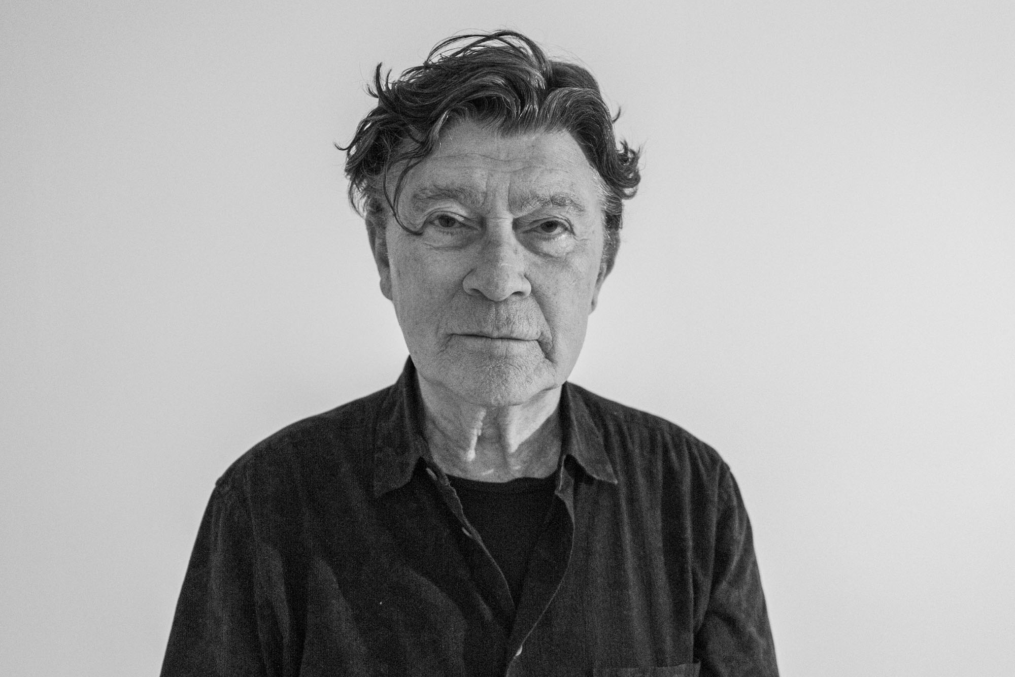 The First Time: Robbie Robertson