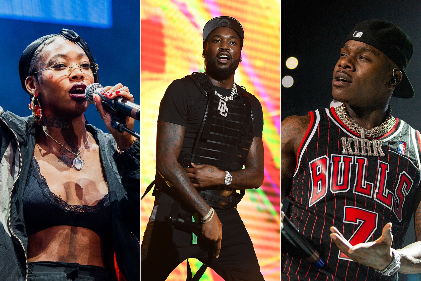 Meek Mill, Summer Walker, DaBaby Lead 2020 Roots Picnic