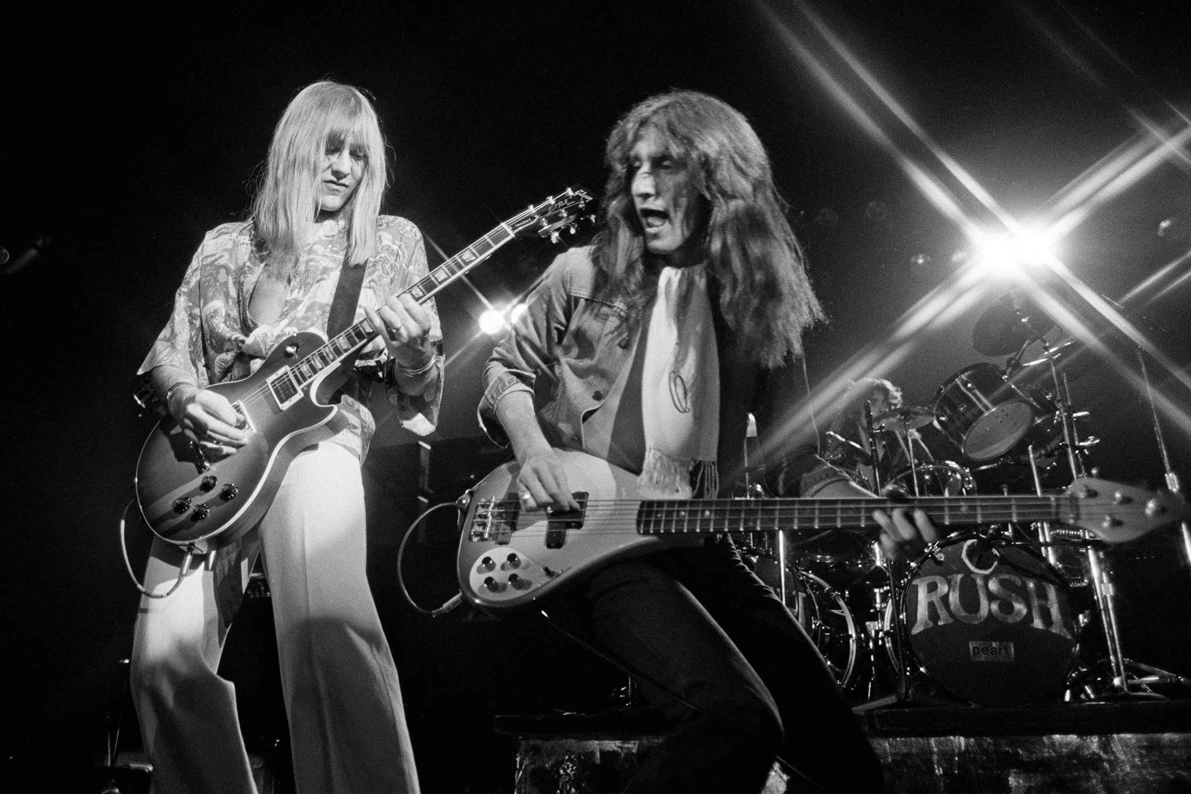 Flashback: Rush Tear Through 'Fly by Night' in 1976