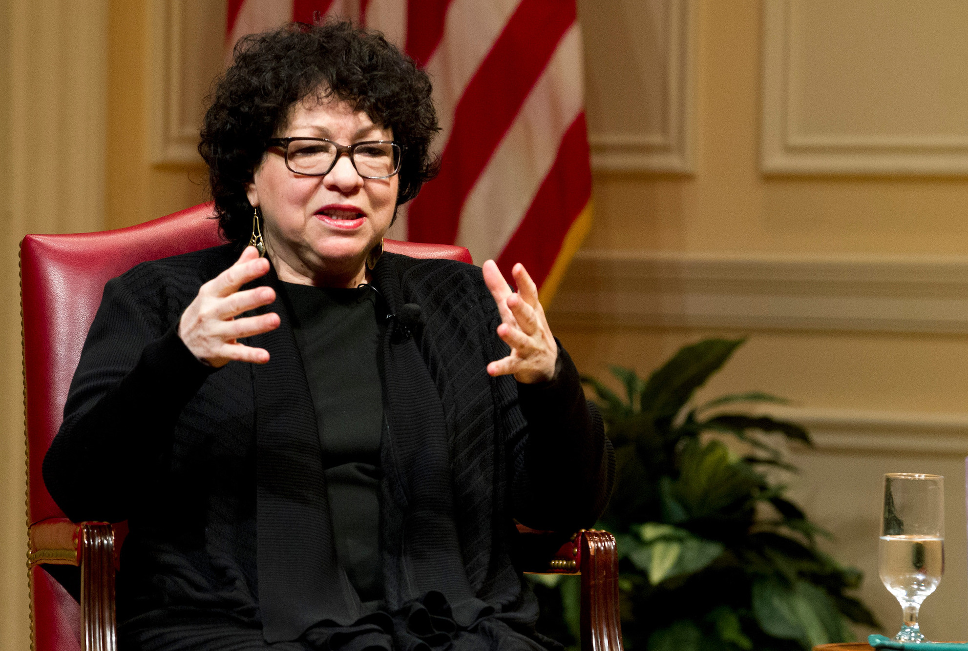 Sotomayor Accuses Supreme Court of Granting Favors to Trump in Blistering Dissent