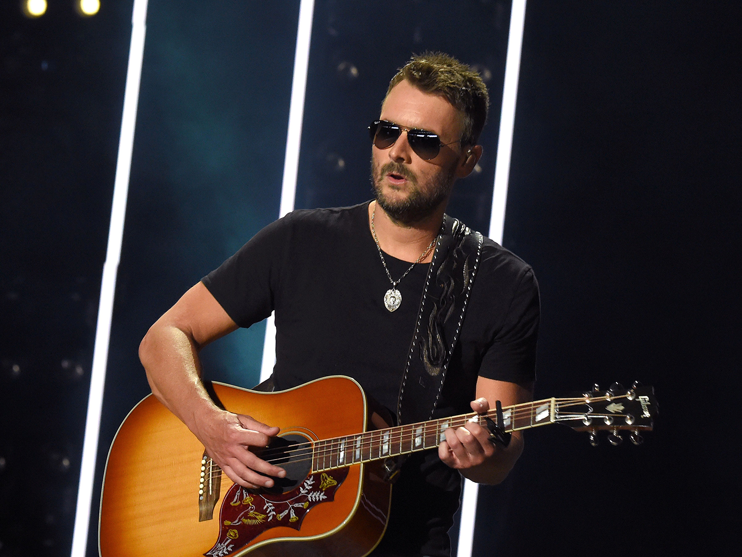 Eric Church on the Isolation of Recording His New Album: 'It Was Like 'The Shining""