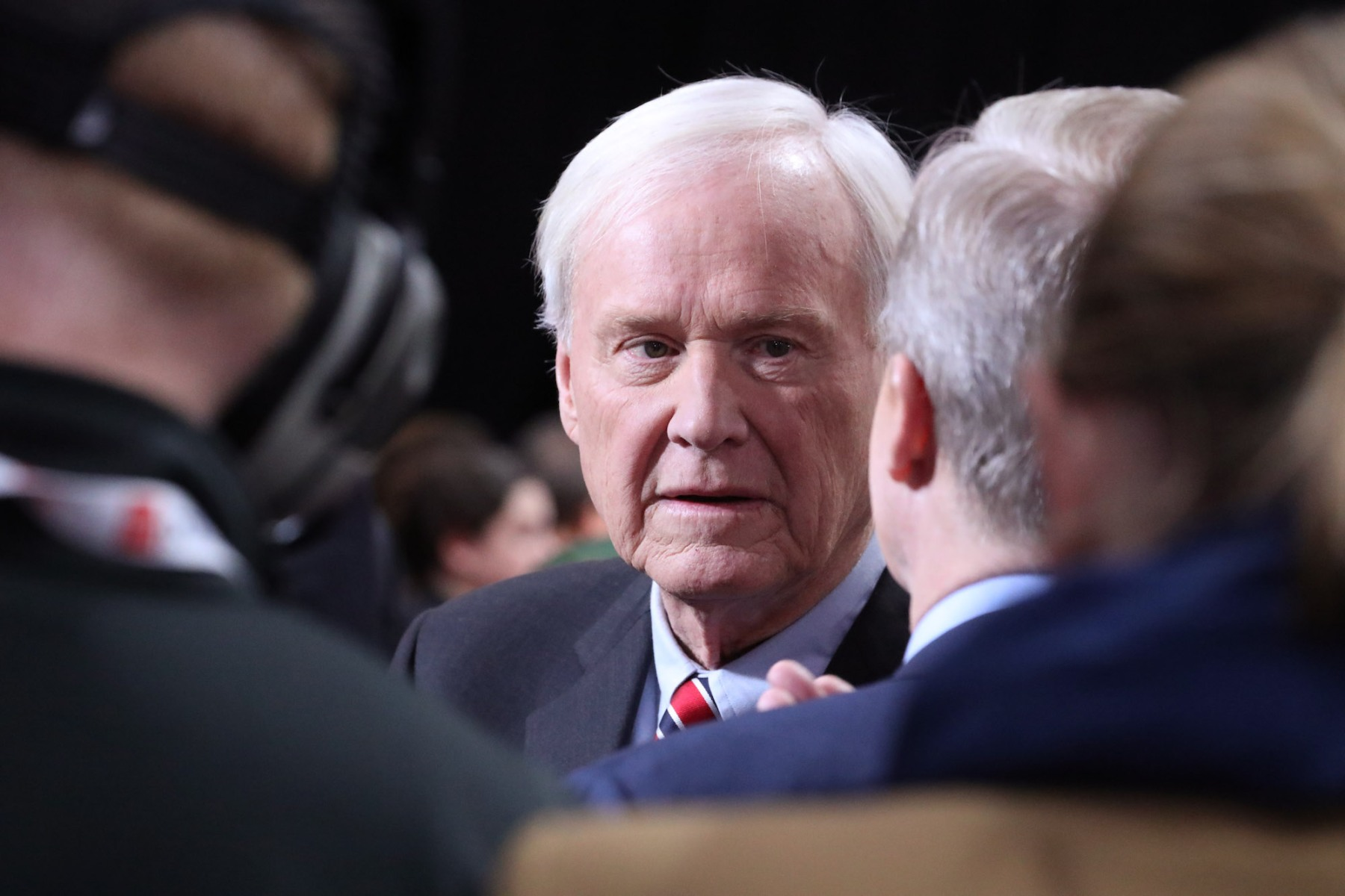Chris Matthews Compares Sanders' Nevada Win to Nazis Conquering France