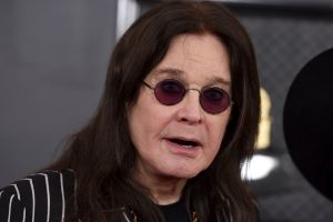 Ozzy Osbourne arrives at the 62nd annual Grammy Awards at the Staples Center, in Los Angeles62nd Annual Grammy Awards - Arrivals, Los Angeles, USA - 26 Jan 2020