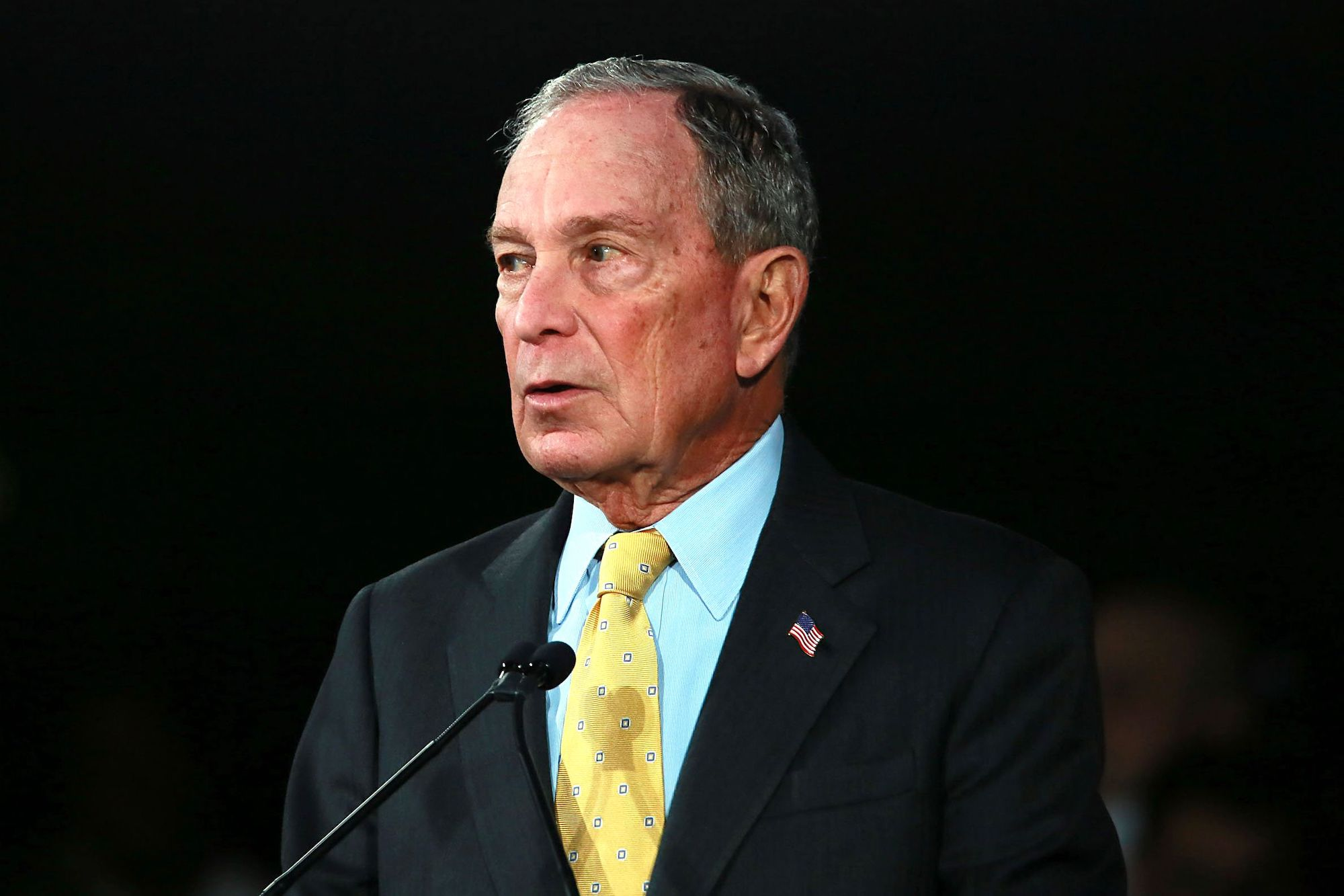 Bloomberg Said Ending Discriminatory Housing Practices Caused Financial Crisis