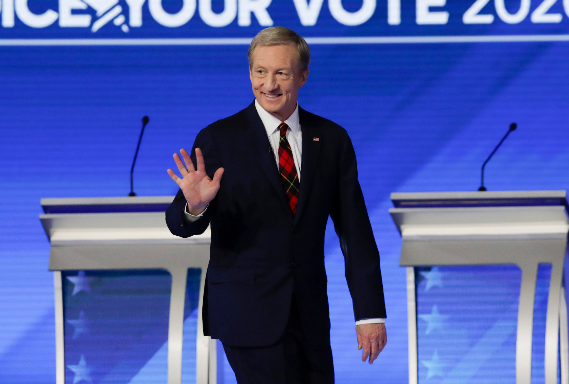 Tom Steyer Is Asking The Questions That Every Presidential Candidate Still Needs to Answer
