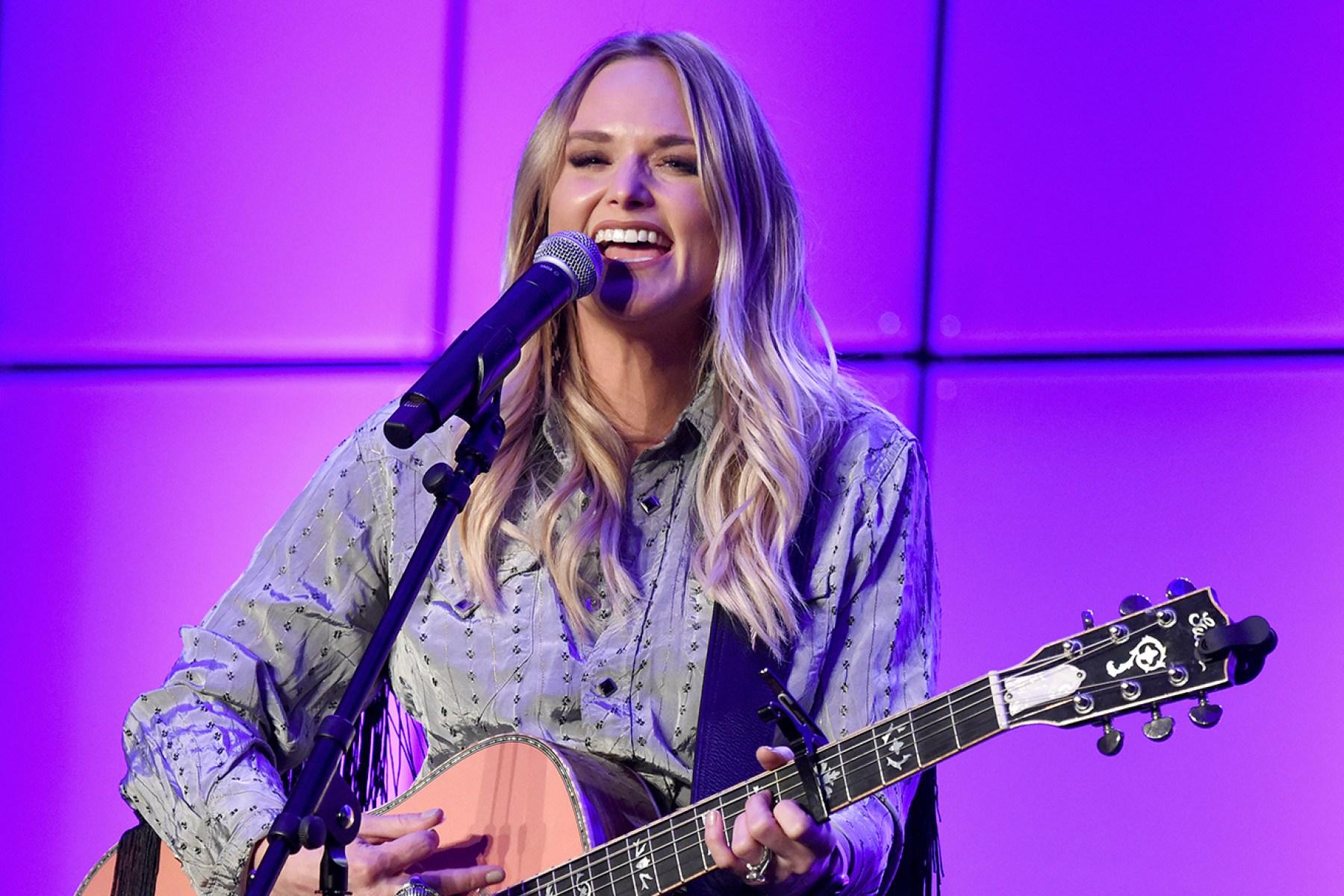 MIranda Lambert, CRS, women in country music