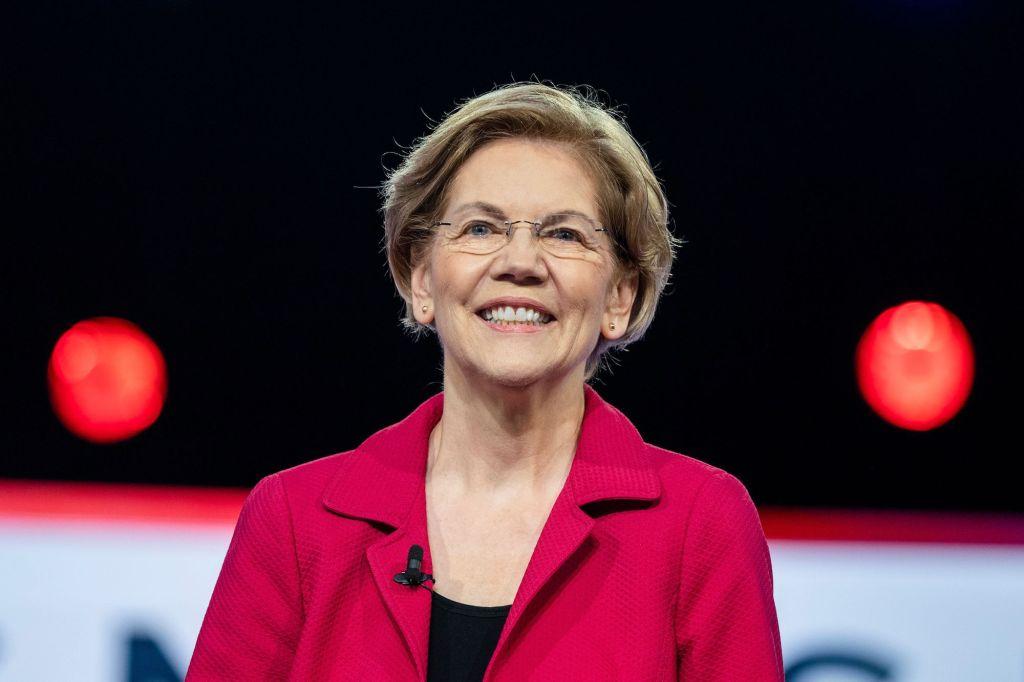 Elizabeth Warren Calls for Border Wall Money to Be Redirected to Fight Coronavirus