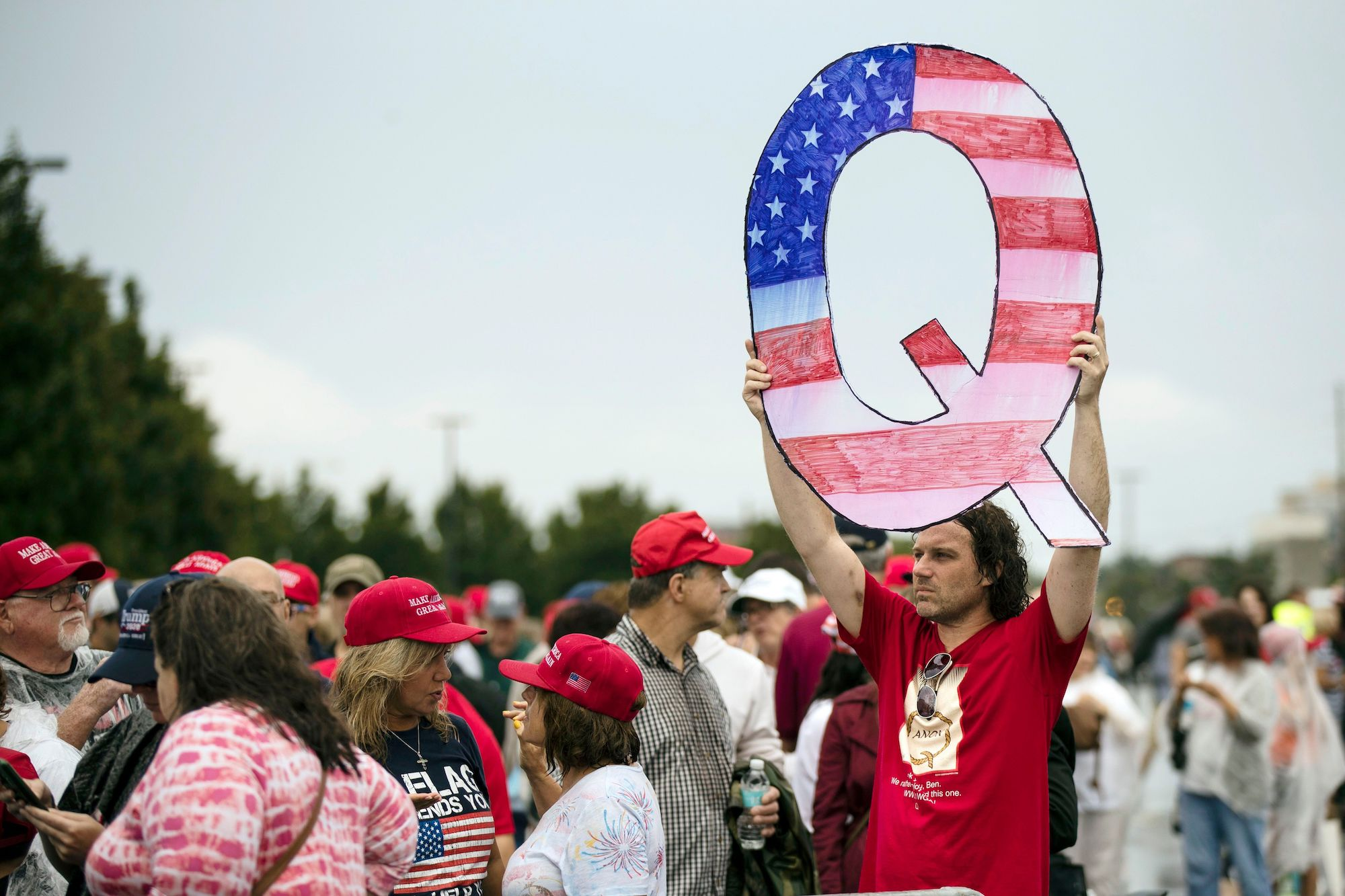 QAnon Believers Are Now Running for Congress