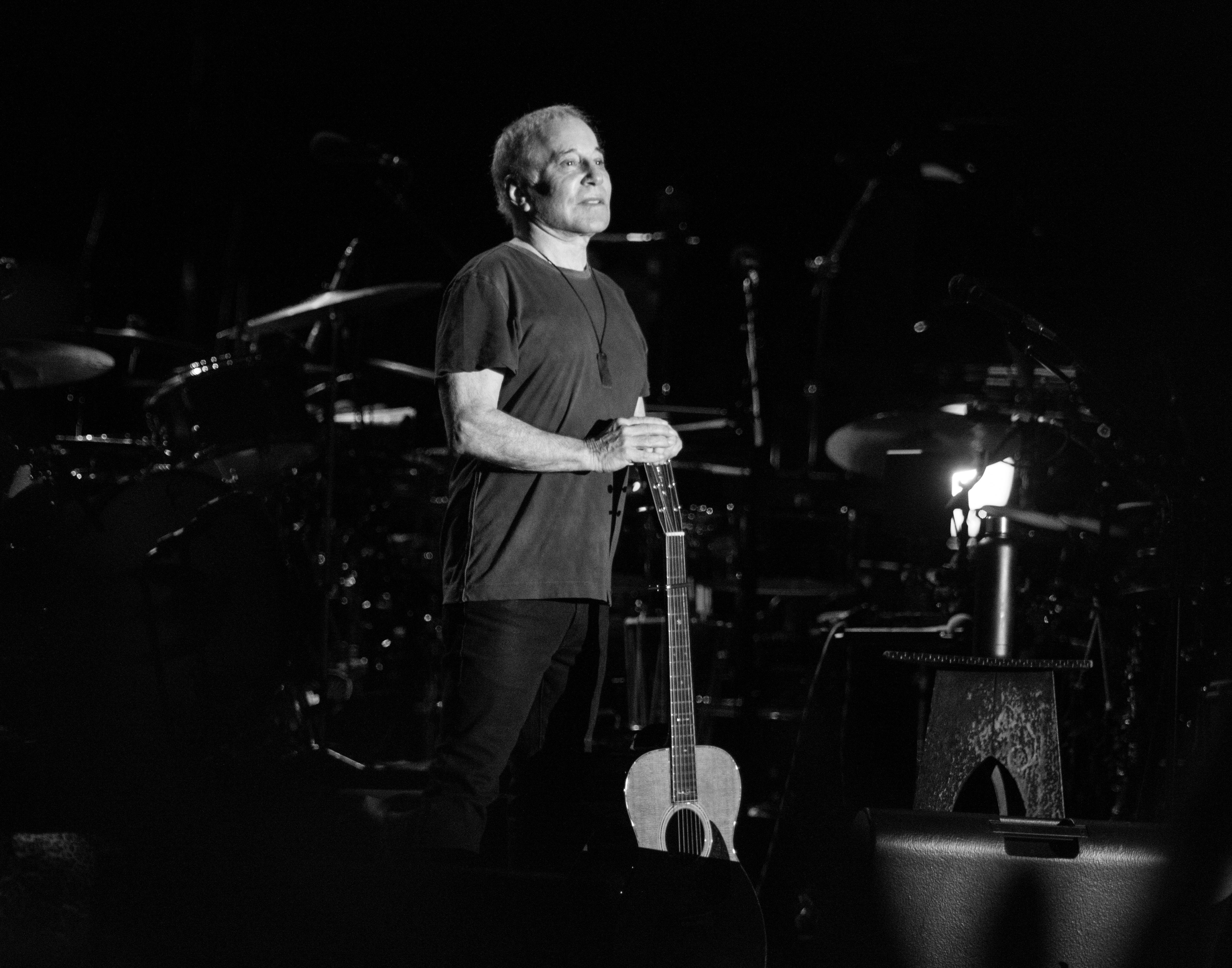 Paul Simon Donated $1 Million to Fund a New Music Education Program